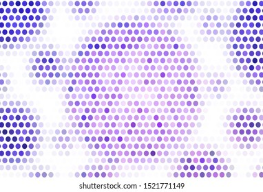 Light background with bubbles. Blurred decorative design in abstract style with bubbles. Design for your business advert.