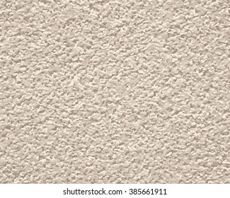 Light beige plain basic daub stained  parget splotch bubble stratum indoor flat area. Art creative illustration pale clean blank backdrop. View close-up with space for text
