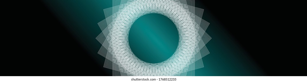 Light BLUE and black vector banner background with Abstract illustration with colored sticks. Smart design for your business advert.