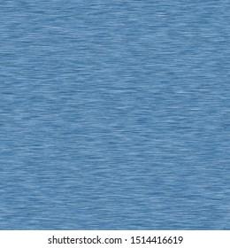 Light blue denim marl seamless pattern. Jeans texture fabric textile. Vector cotton melange t shirt all over print.