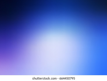 фотообои Light Blue, Green vector abstract blurred template. Colorful abstract illustration with gradient. The completely new template can be used for your brand book.
