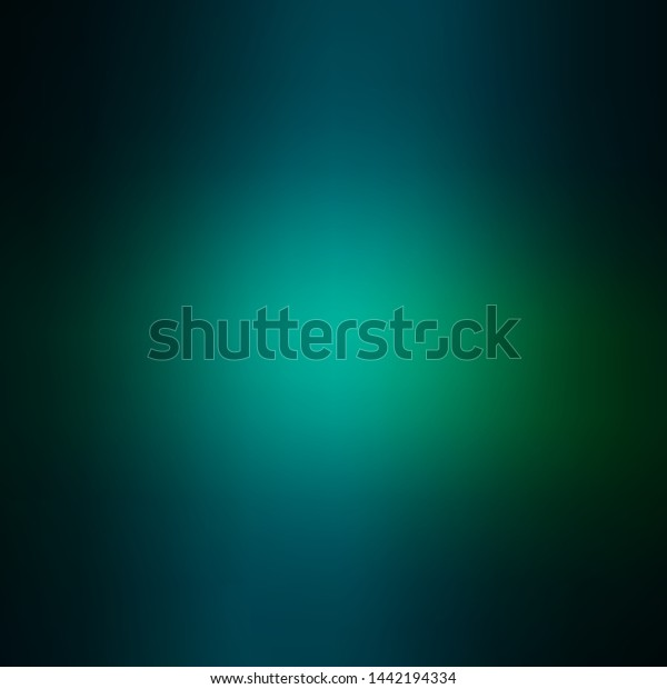 Light Blue, Green vector colorful abstract texture. Brand new colorful illustration in blur style. New design for your web apps.