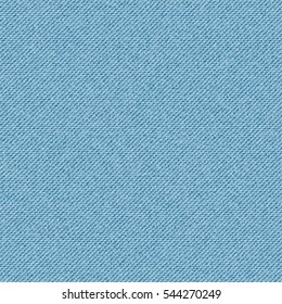 Light blue jeans texture. Denim background. Pattern can be used for wallpaper, pattern fills, web page background, surface textures. Denim texture