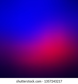 Light Blue, Red vector blurred colorful pattern. Colorful illustration in halftone style with gradient. Elegant background for websites.
