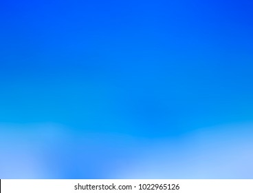 Light BLUE vector abstract blurred pattern. A vague abstract illustration with gradient. A new texture for your design.