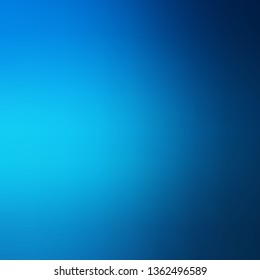 Light BLUE vector abstract blurred background. Abstract illustration with gradient blur design. Background for ui designers.