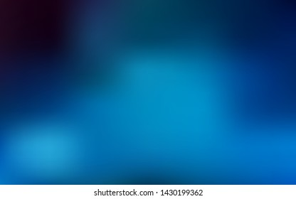 Light BLUE vector abstract bright pattern. An elegant bright illustration with gradient. New way of your design.