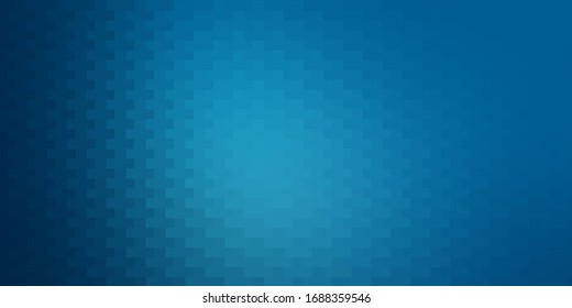 Light BLUE vector backdrop with rectangles. Illustration with a set of gradient rectangles. Best design for your ad, poster, banner.