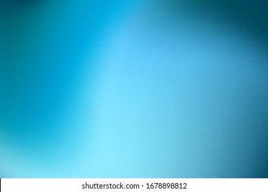 Light Blue, Blue vector blurred background. Colorful illustration in abstract style with gradient.