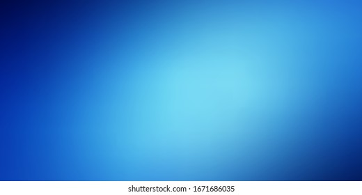 Light BLUE vector blurred colorful pattern. Elegant bright illustration with gradient. Best design for your business.