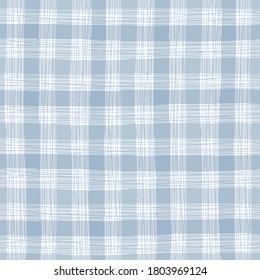 Light blue vector checkered seamless pattern texture