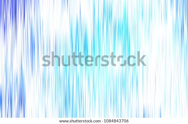 Light BLUE vector template with repeated sticks. Lines on blurred abstract background with gradient. Pattern for ads, posters, banners.