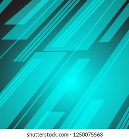Light Blue vector texture with colored lines. Shining colored illustration with sharp stripes. Template for your beautiful backgrounds and Walpaper