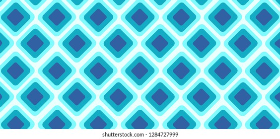 light blue, white vector texture.  Abstract colorful Box background. Completely New design for ad, poster, banner of your website