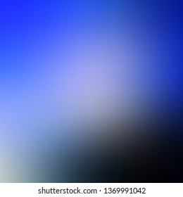 Фотообои Light Blue, Yellow vector smart blurred template. Gradient abstract illustration with blurred colors. Base for your app design.