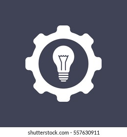LIGHT BULB GEAR icon