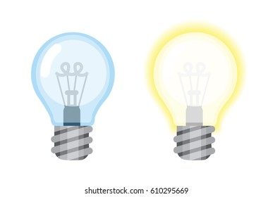 Light Bulb Off Images Stock Photos Vectors Shutterstock