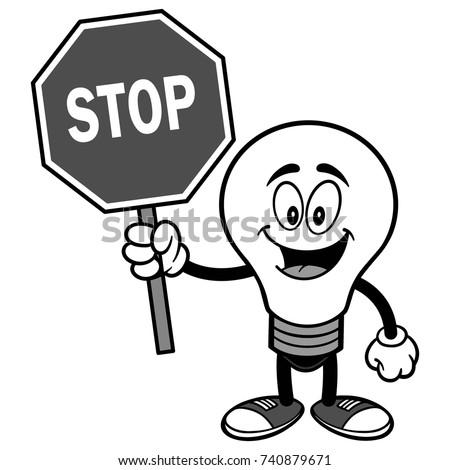 Apple Stop Light