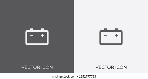 Icon Mobile Charging Eps 10 Stock Vector (Royalty Free