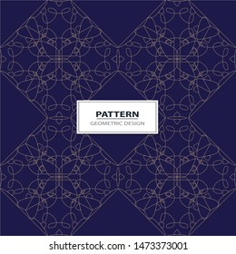 Light  geometric print. Seamless pattern for web, textile and wallpapers