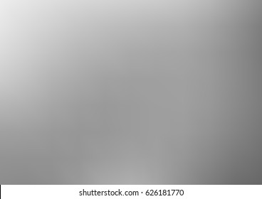 Light gray, silver vector blurred pattern. An elegant bright illustration with gradient. The blurred design can be used for your web site.