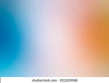 Light Gray vector blurred template. Modern geometrical abstract illustration with gradient. The template can be used as a background of a cell phone.