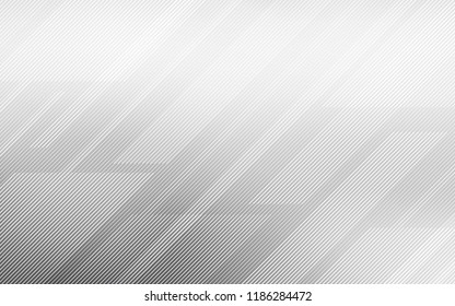 Light Gray vector pattern with sharp lines. Blurred decorative design in simple style with lines. Pattern for your busines websites.