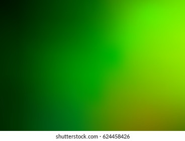 Light Green vector abstract pattern. Colorful illustration in abstract style with gradient. The best blurred design for your business.