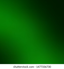 Light Green vector colorful blur background. Shining colorful illustration in blur style. Base for your app design.