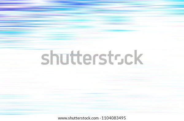 Light Green vector template with repeated sticks. Shining colored illustration with sharp stripes. Template for your beautiful backgrounds.