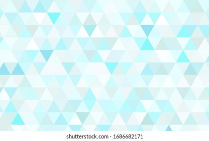 Light Green, Yellow vector polygon abstract background. Colorful illustration in abstract style with gradient. Brand-new style for your business design.
