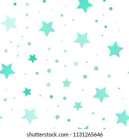 light blue vector seamless cover small stock vector royalty free