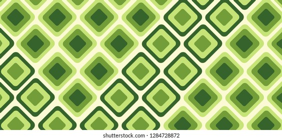 light green, yellow vector texture.  Abstract colorful Box background. Completely New design for ad, poster, banner of your website