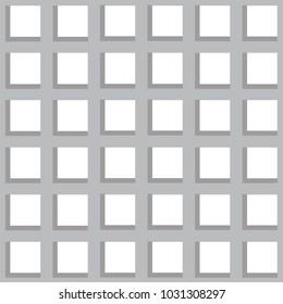 Light grid seamless pattern