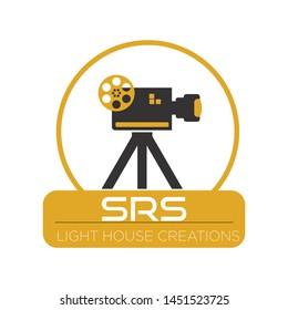 light house creations logo design