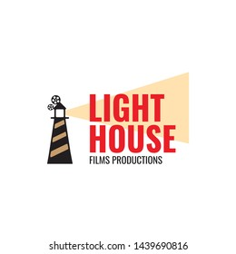 Light House Film Productions Vector Logo