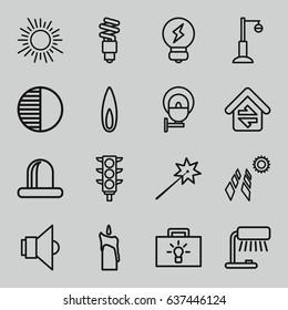 Solar Street Light Icon Stock Vectors, Images & Vector Art