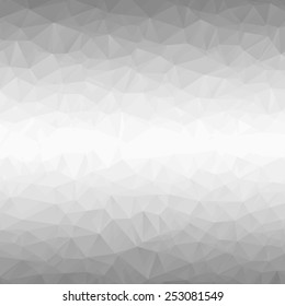 Light Modern Clean Low Poly Background Pattern