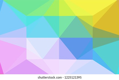 business rainbow template corner for 画像 写真素材 ベクター画像