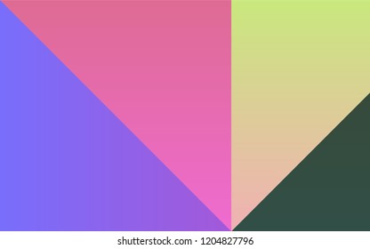 Light Multicolor, Rainbow vector texture with collection of colors. Shining palette with spectrum of colors. Pattern for easy creation of leaflets, banners, booklets.