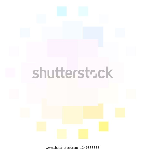 Light Multicolor vector layout with lines, rectangles. New abstract illustration with rectangular shapes. Pattern for websites, landing pages.