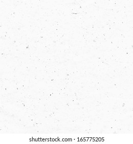 light old recycled paper texture. Vector illustration