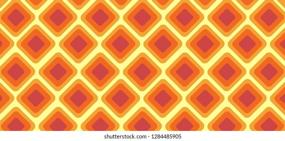 Light Orange, Pink red yellow purple vector texture.  Abstract colorful Box background. Completely New design for ad, poster, banner of your website
