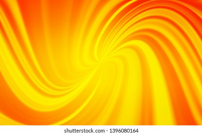 Light Orange vector modern elegant background. Colorful illustration in abstract style with gradient. Smart design for your work.