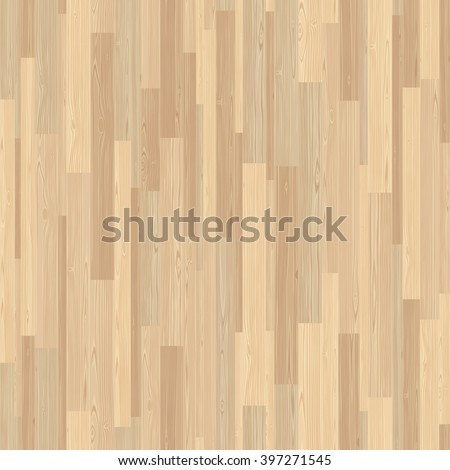 Light Parquet Seamless Wooden Floor Stripe Mosaic Tile Editable Vector Pattern In Swatches