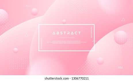 Light pink abstract liquid background for cosmetic posters, banners, and others.