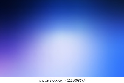 фотообои Light Pink, Blue vector abstract layout. A vague abstract illustration with gradient. The template can be used as a background of a cell phone.