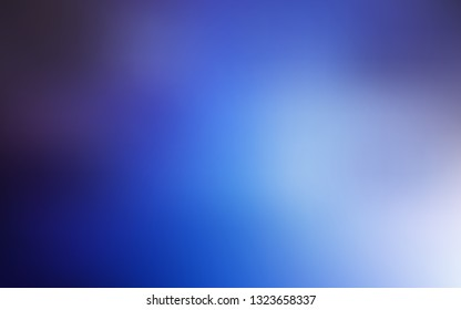 Фотообои Light Pink, Blue vector abstract bright template. New colored illustration in blur style with gradient. Completely new design for your business.