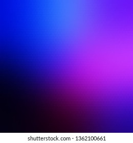 Light Pink, Blue vector pattern in square style. Colorful illustration with gradient rectangles and squares. Design for your business promotion.