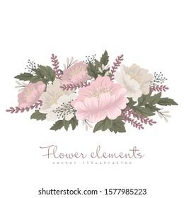 Light pink clipart flower t shirt print